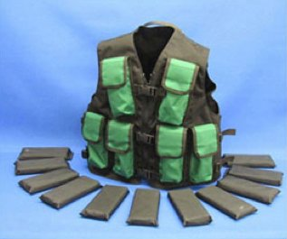 Fitness Assessment Vest (VEST/2012)