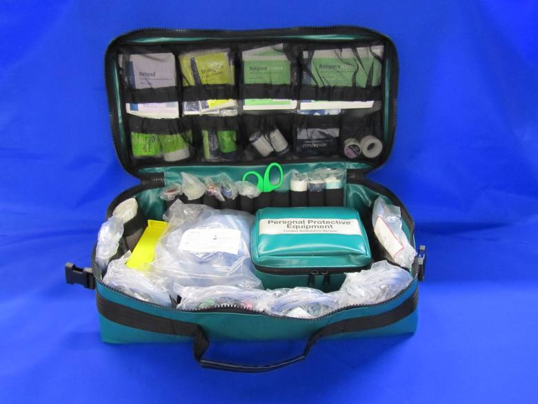 PTS First Aid bag (PTS/FA/2015)