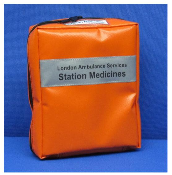 Station Medicines (SMED/MOD/2018)
