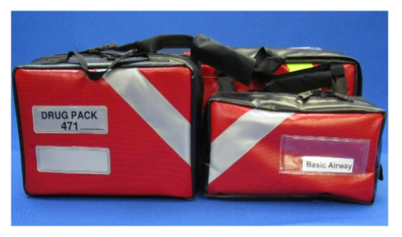 Critical Care Transfer Bag (CCT/2014)